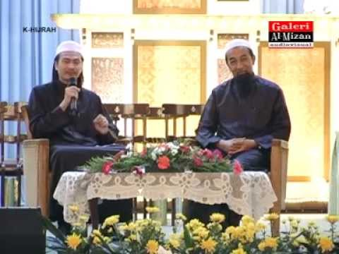 Ustaz Azhar Idrus 2013 - Hijratul Rasul - Forum with Ust Akill - khafinahwan.net
