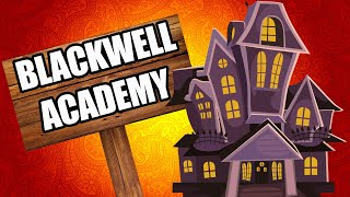 BLACKWELL ACADEMY (Part 2)(Call of Duty Zombies)