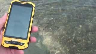 DNS SD01   Тест №5 морская вода