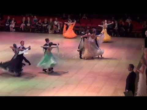Blackpool 2013 Junior Ballroom Tango Semi-final