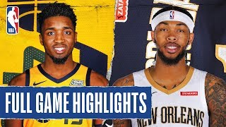 JAZZ at PELICANS | FULL GAME HIGHLIGHTS | January 16, 2020