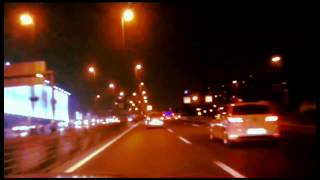 Bmw1.18 stage2 (Atakan Huri) mini cooper S Playing game on istanbul traffic