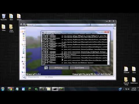 How To Whitelist Your Minecraft Server and Add Users (MAC AND PC!)