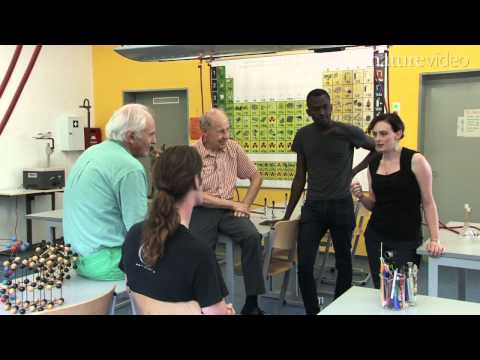 Beyond the classroom - with Harry Kroto and Dudley Herschbach