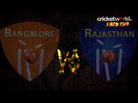 IPL 2015 Face-Off - Royal Challengers Bangalore v Rajasthan Royals - Eliminator