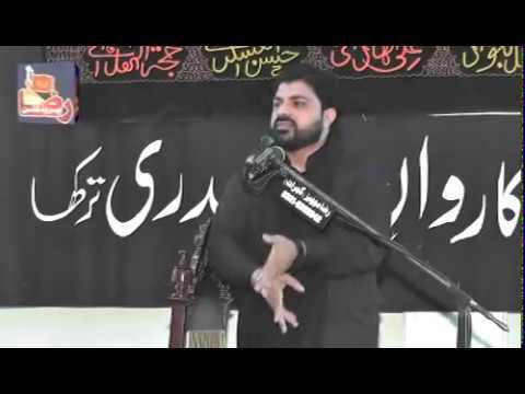New Majlis Allama Asif Raza Alve | 15 Safar 1440 / 2018 | Gujrat ( www.Gujratazadari.com )