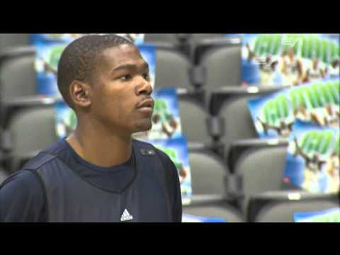 Kevin Durant - Oklahoma City Thunder -  Sports Stars of Tomorrow