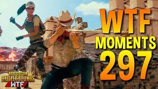 PUBG Daily Funny WTF Moments Highlights Ep 297