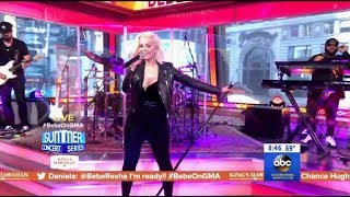 Download Lagu Bebe Rexha - The Way I Are - GMA (LIVE) Gratis STAFABAND