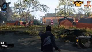Обзор игры Infamous: second son