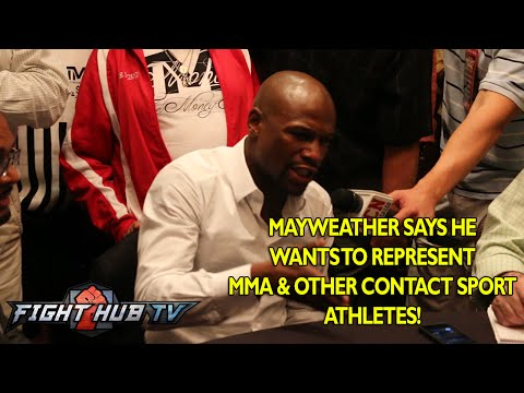 Floyd Mayweather now knows who Ronda Rousey is; Talks MMA mangement