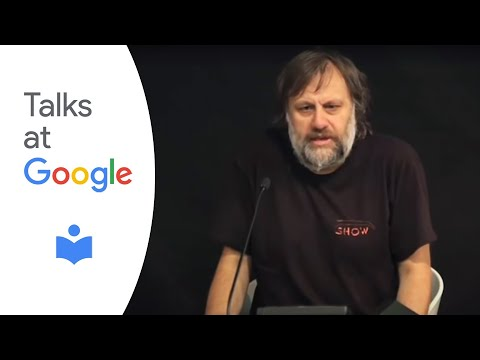 Authors@Google: Slavoj Žižek