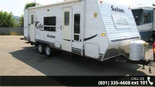2007 Forest River Salem 23 FBL  - Right Side Up RV Sales ...