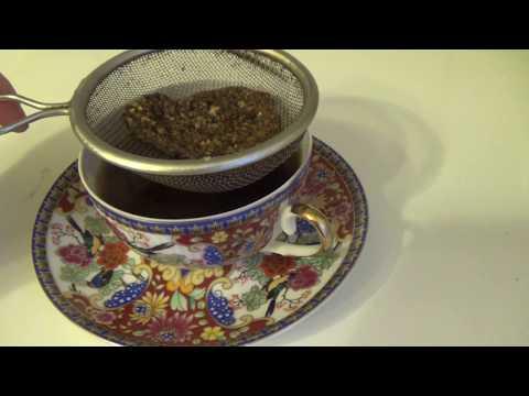 кофе из одуванчика /очень вкусно и полезно!