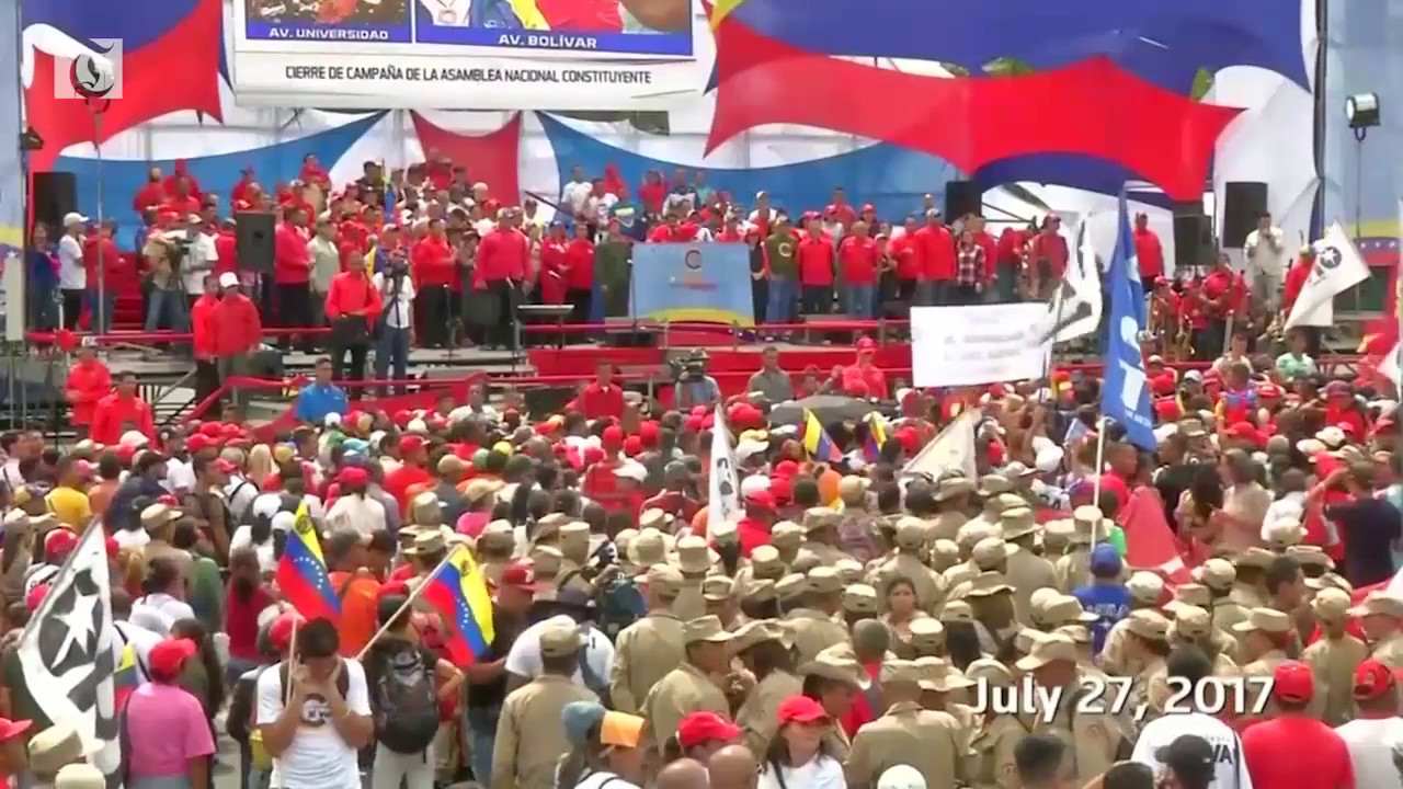 Venezuelans brace for unrest ahead of Sunday vote