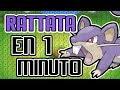 RATTATA EN 1 MINUTO mp3