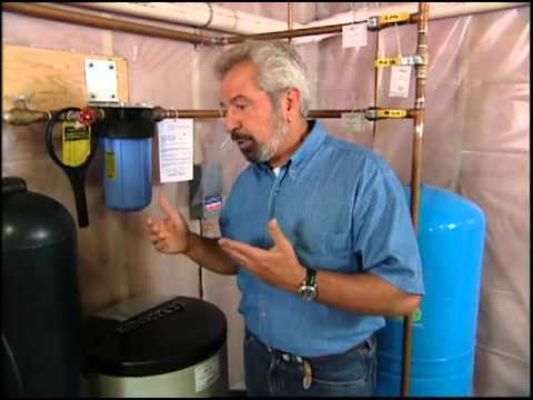 Kinetico Water Purification System and Gas-Fired Water Heater
