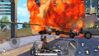 PUBG Mobile Android Gameplay #5