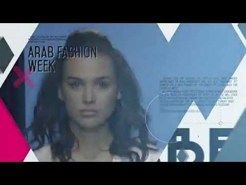 Teaser - Arab Fashion Week - Abstraction
