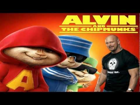 Stone Cold Steve Austin Theme Song 2012 HD (chipmunks version...