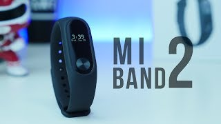 Xiaomi Mi Band 2 Review - The budget fitness tracker
