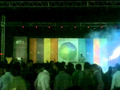 Dj Abhishek Live For Verve Annual Day Party video