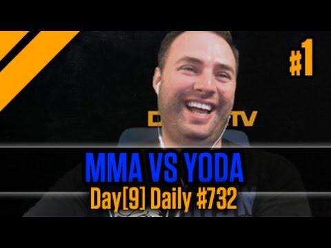 Day[9] Daily #732 - MMA vs YoDa P1