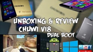 Review Chuwi Vi8