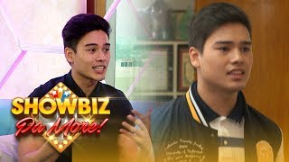 SHOWBIZ PA MORE: Marco Gumabao in Forevermore