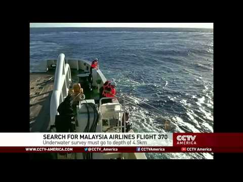 In MH370 Search, Australia's Ocean Shield Detects 2 Possible Black Box Signals