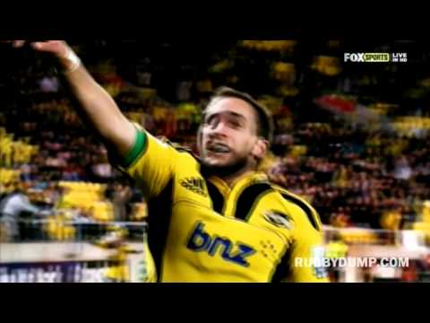 Super Rugby Plays of the week Rd.11 | Super Rugby Video Highlights 2012