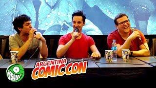 Panel de ZEPfilms en la Argentina Comic-Con (COMPLETO)