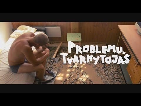 Problemų Tvarkytojas (2015) Filmas