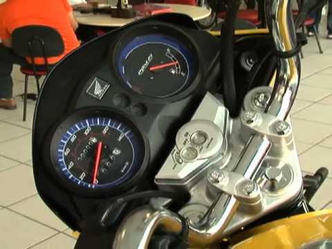 Veja as tecnologias da motocicleta CG 150 Titan EX