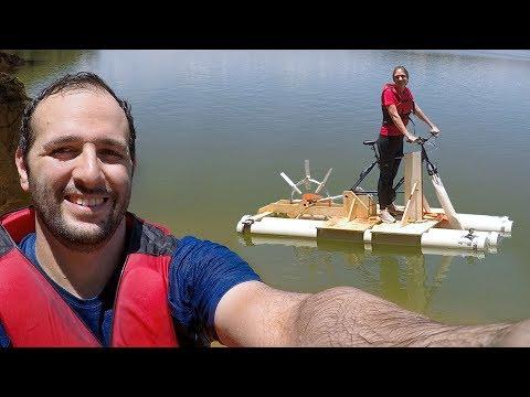 Como fazer um bicibarco - o barco de 2018 do Manual do Mundo! thumbnail