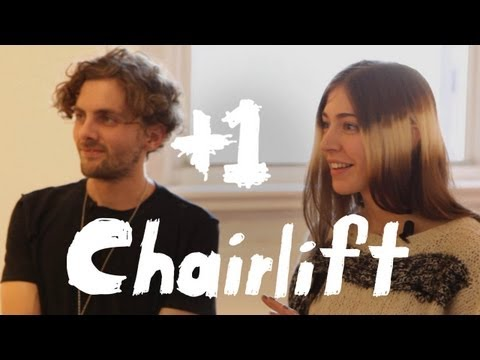 "Chairlift Peforms ""Wrong Opinion"" +1"