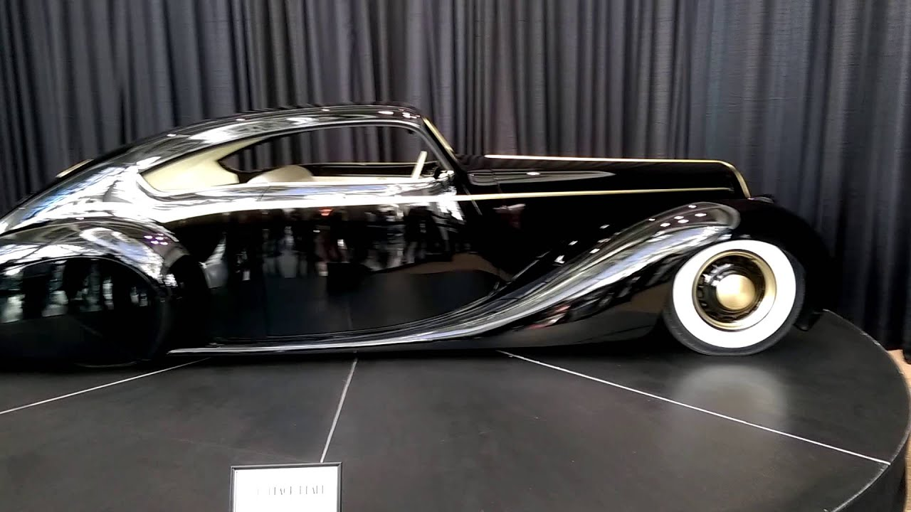 The Black Pearl By Rick Dore Kustoms Youtube