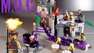 Lego Ninjago Chen's Temple MOC