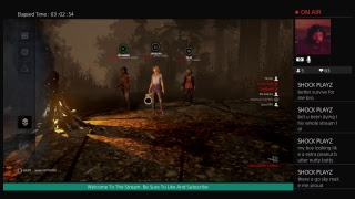 Dead By Daylight Livestream Playing With The Homies
