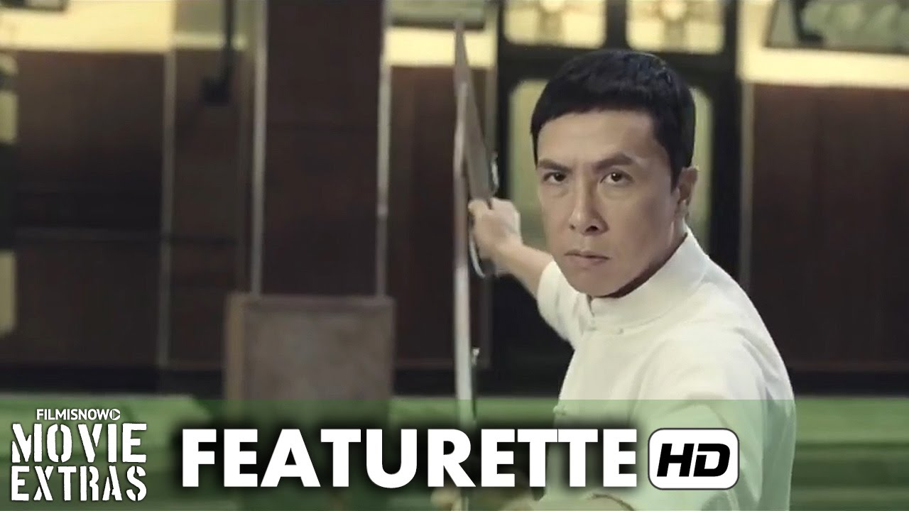 Ip Man 3 (2016) Featurette - Fight Choreography