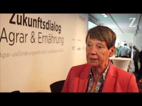 4. Zukunftsdialog Agrar & Ernährung - Interview mit Dr. Barbara Hendricks