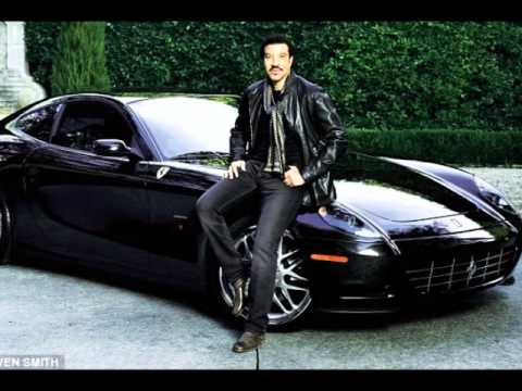 LIONEL RICHIE - LOVE WILL FIND A WAY