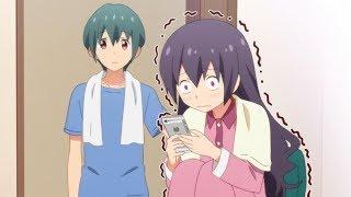 Funny Anime Moments 2017 - Texting (Tsuredure Children)