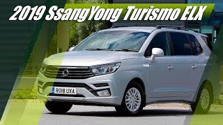 2019 SsangYong Turismo ELX - Largest MPV On The Market