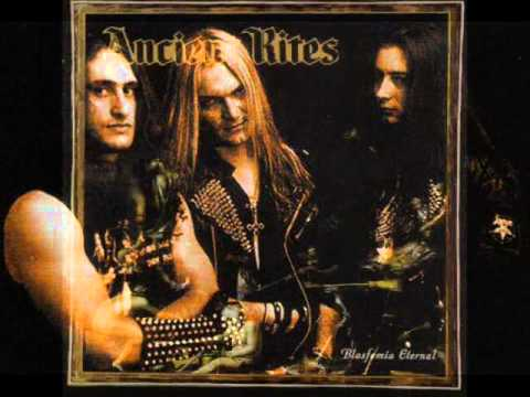 Ancient Rites - Blasfemia Eternal