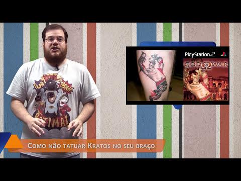 Hoje no TecMundo (21/01) - novidades da Microsoft, data para o S6 e tatuagem do Kratos muito errada