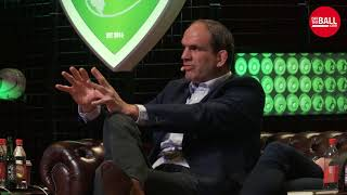 Martin Johnson reveals his side of the 2003 red carpet controversy story