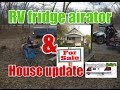 RV fridge airator --AC installed and house is 4 sale!!!