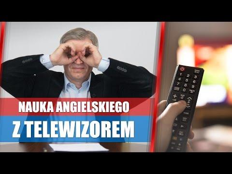 Nauka Angielskiego W Domu, Przy Pomocy Telewizora - Porady