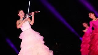 "Bee Gees ""You win again"" by Electric Violinist J.MI Ko"